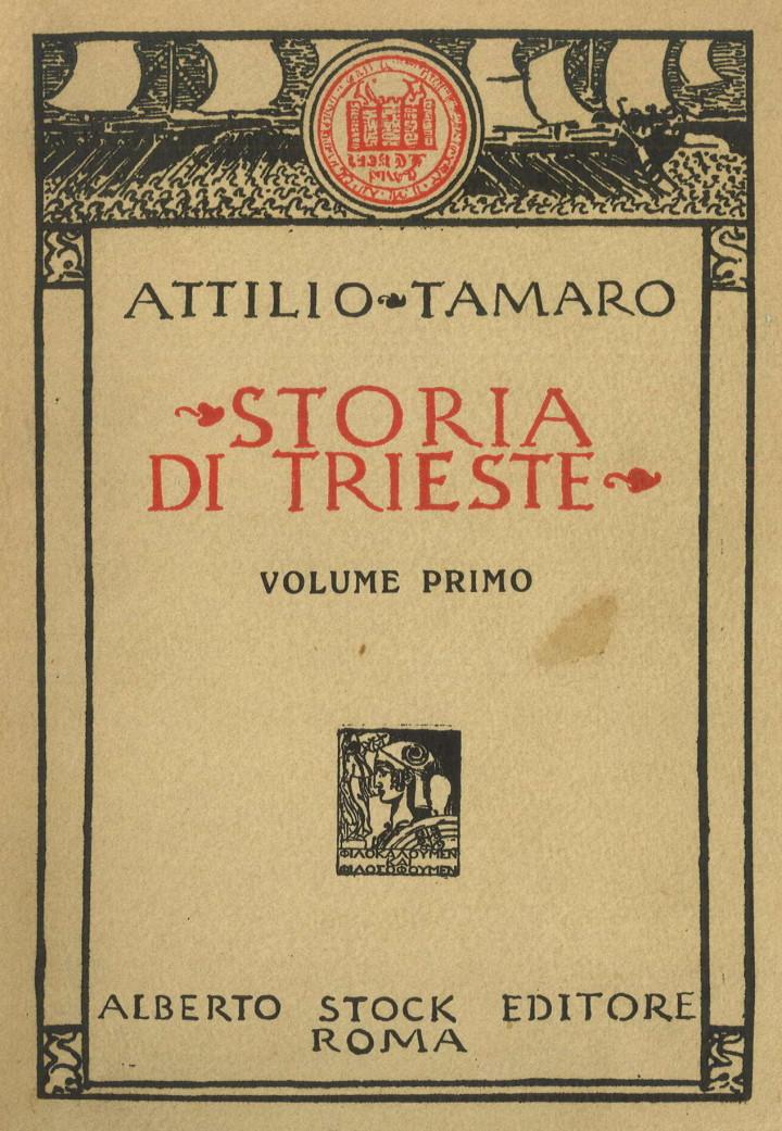 ATTILIO TAMARO