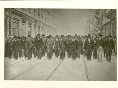 MOVIMENTO SOCIALISTA MANIFESTAZIONE 1902 CMSA_F_034347 JPEG