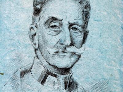 Franz Xaver Josef Conrad conte von Hötzendorf