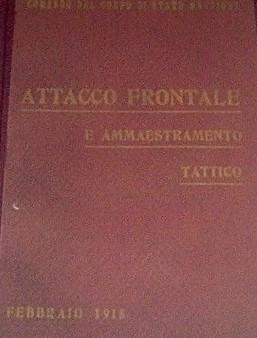 3- Attacco frontale e ammaestramento tattico COLL.PRIVATA
