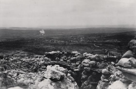 8-Geomorfologia del fronte dell Isonzo CCM