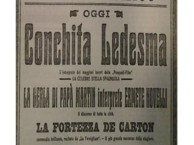 Il Piccolo 24 febbraio 1915 FOTO VARIETA