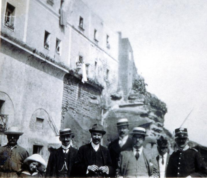 Ventotene 1916