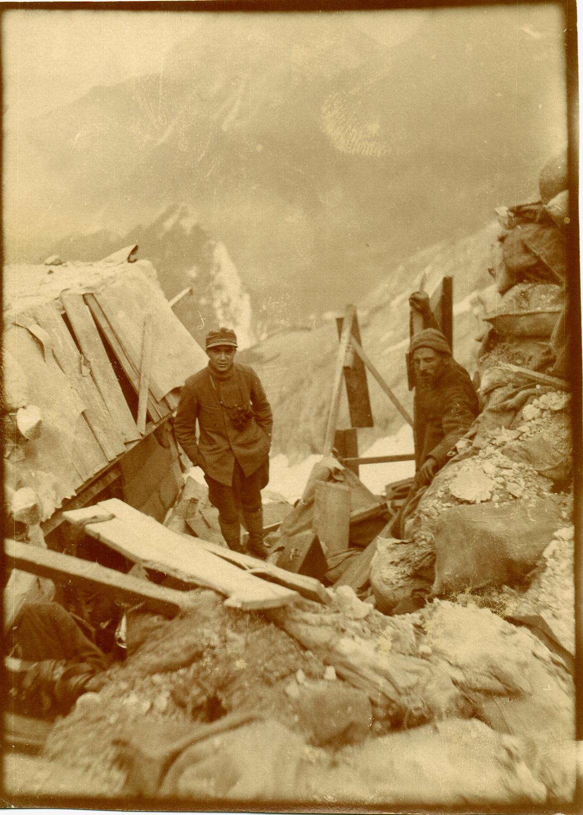 Alpi Carniche - 01- (ASDM - coll. Minto)