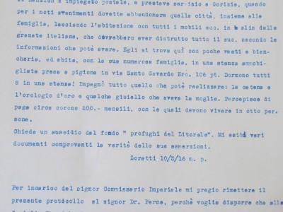 Archivio ASP ITIS Trieste per voce Evacuazioni