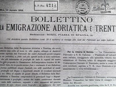 COMMISSIONE DI PATRONATO BCTS